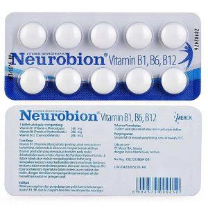 Liều dùng với thuốc Neurobion