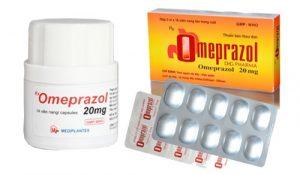 Tác dụng của thuốc Omeprazol 20mg
