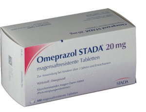 Liều lượng của thuốc Omeprazol stada 20mg