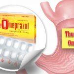 Hướng dẫn sử dụng thuốc điều trị dạ dày Omeprazol 20mg