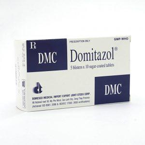 thuốc domitazol 50mg, thuốc Domitazo 250mg có tác phụ gì?