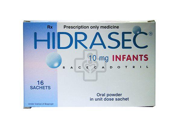 Thuốc Hidrasec 30mg, thuốc Hidrasec 10mg có tác dụng gì?