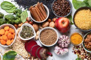 bệnh xơ gan nên ăn gì