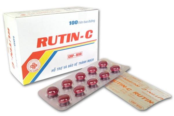 thuốc rutin c