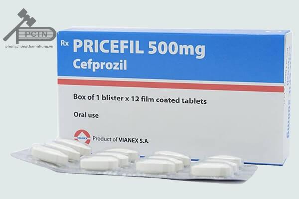 thuốc pricefil